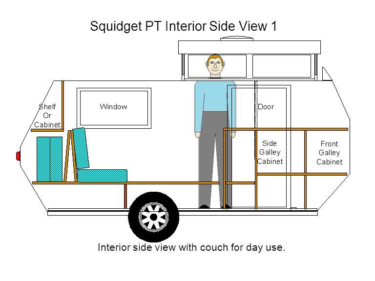 Squidget PT Interior Side View 1
