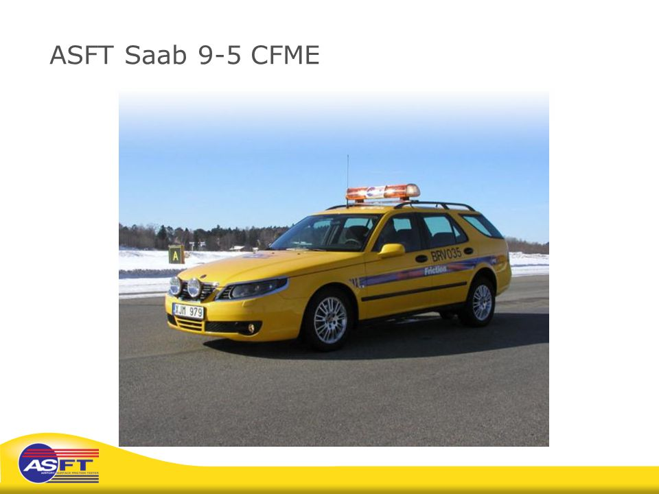 ASFT Saab 9-5 CFME