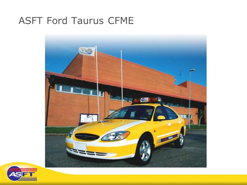 ASFT Ford Taurus CFME