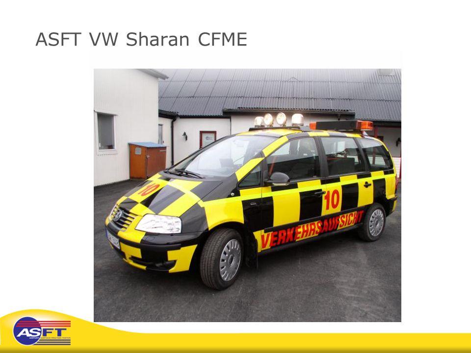 ASFT VW Sharan CFME
