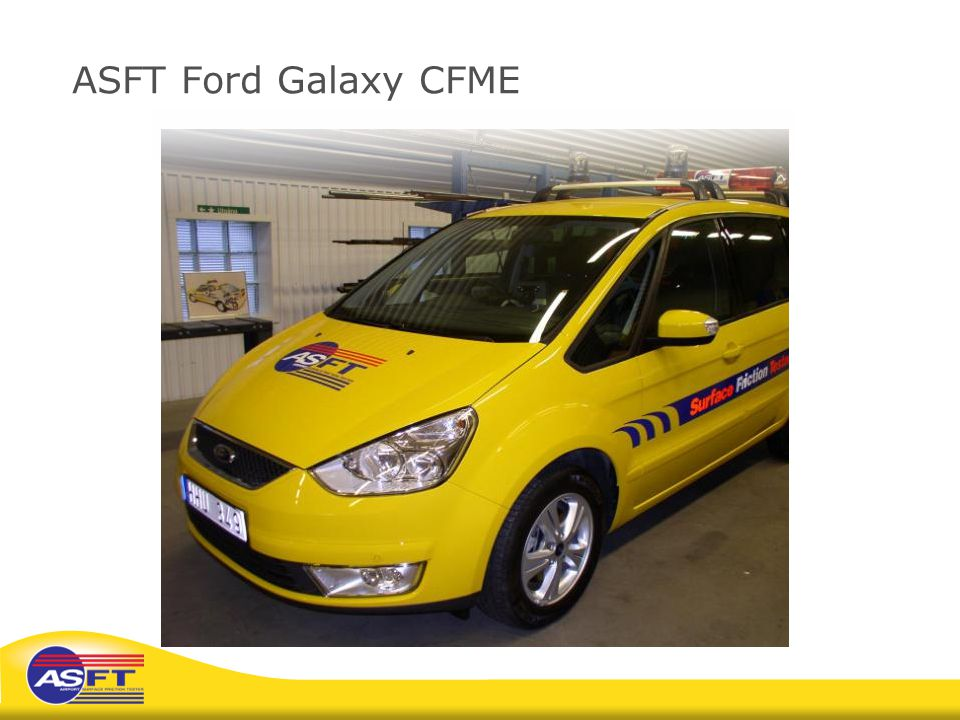 ASFT Ford Galaxy CFME
