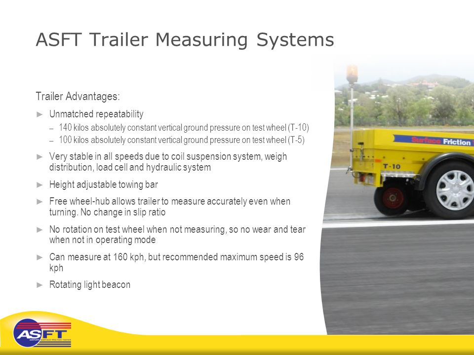 ASFT Trailer Measuring Systems