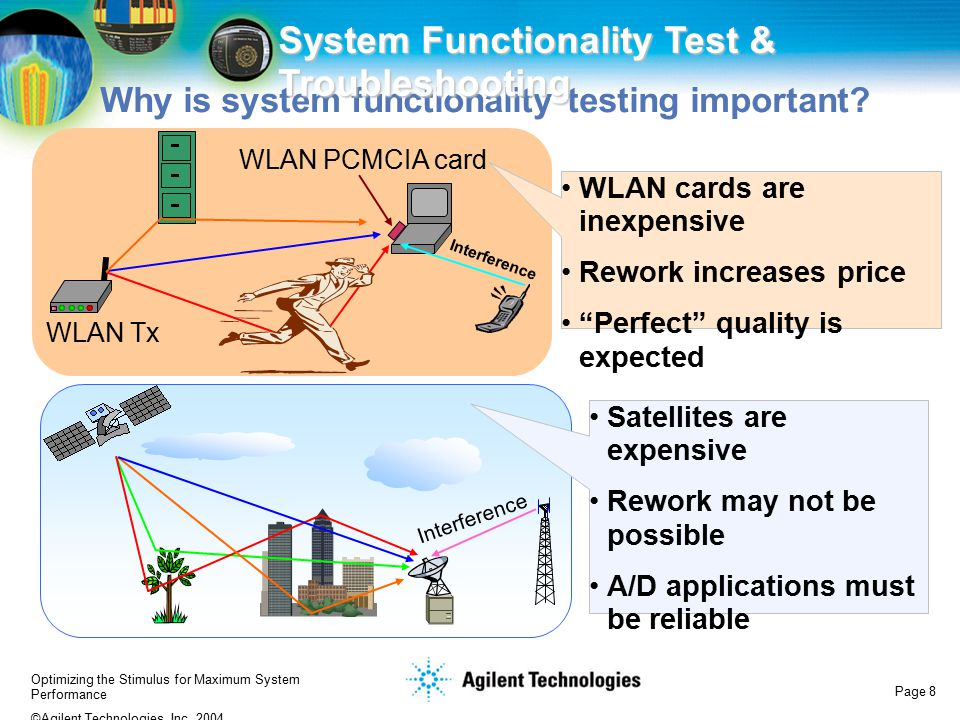 Main Point: Explain why system functionality testing is important