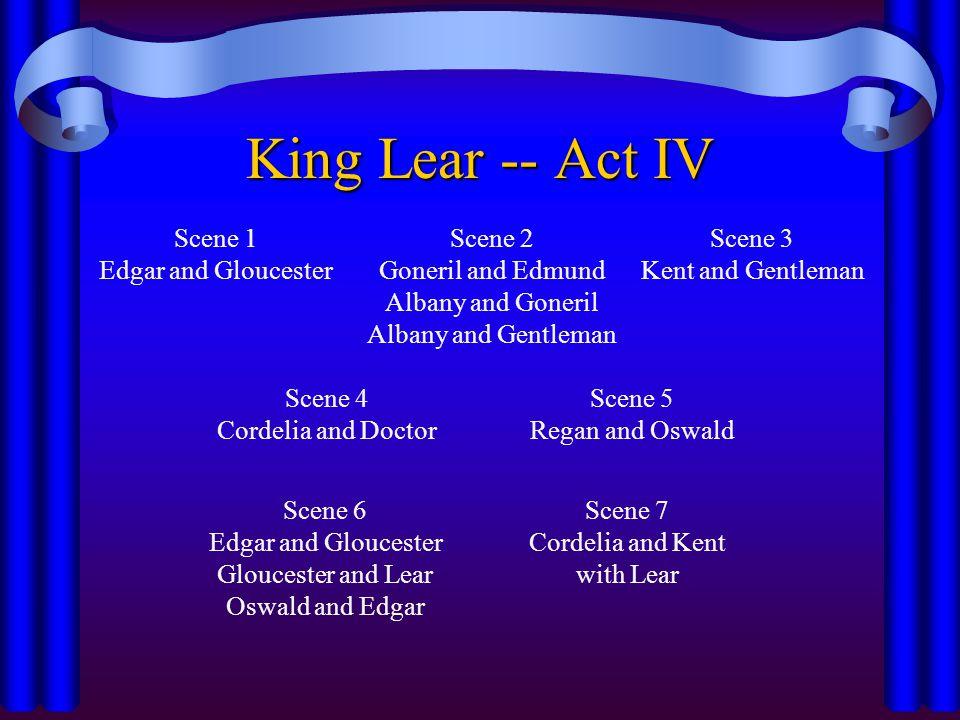 King Lear -- Act IV Scene 1 Edgar and Gloucester Scene 2