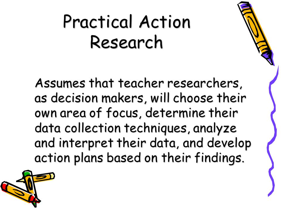 Practical Action Research