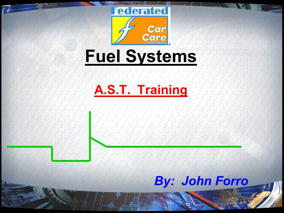 A.S.T. Training By: John Forro