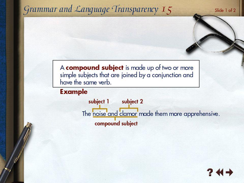 Grammar and Language Transparency 5-1