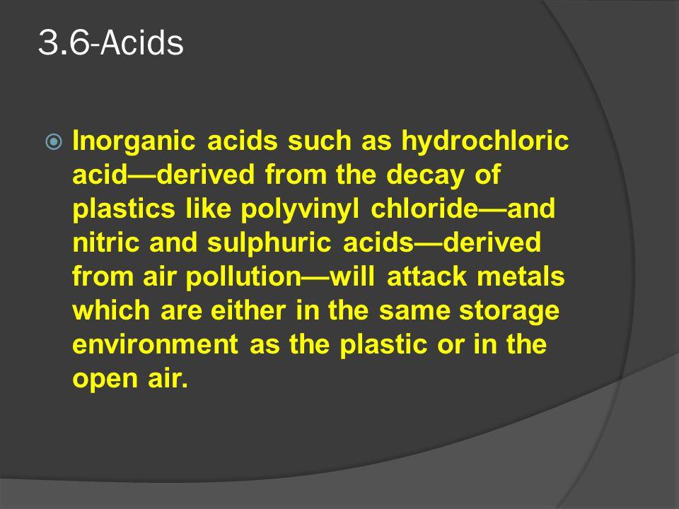 3.6-Acids