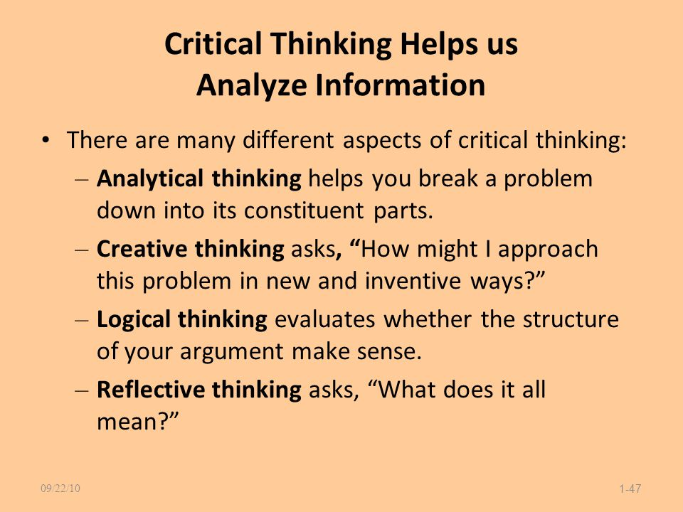 The logical thinking process pdf download