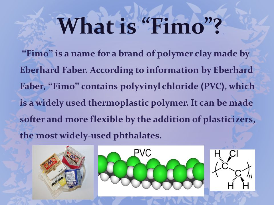 What is Fimo