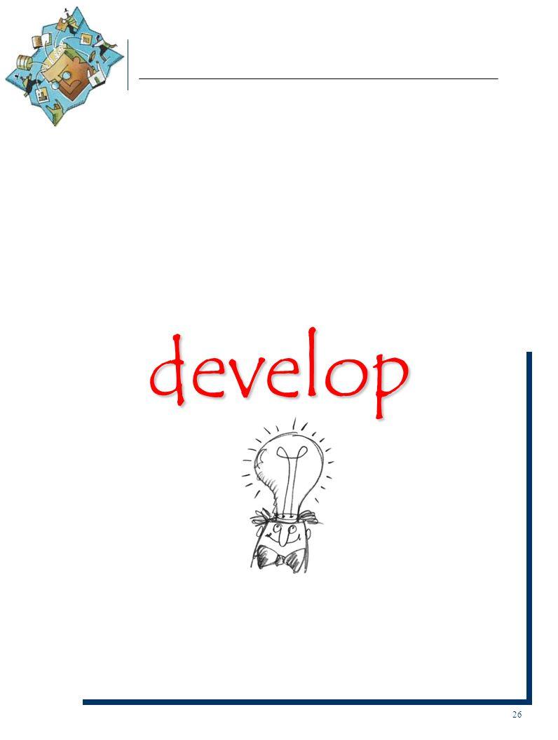 develop 26
