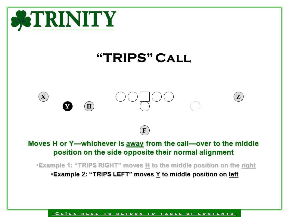 TRIPS Call X. Z. Y. H. Y. F.