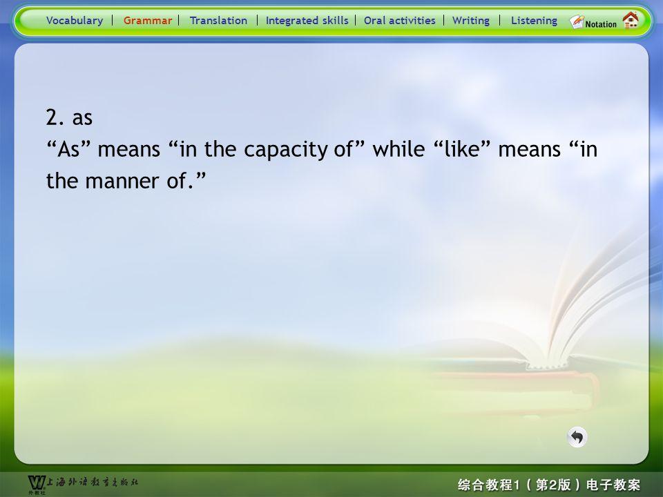 Consolidation Activities- Grammar4.1