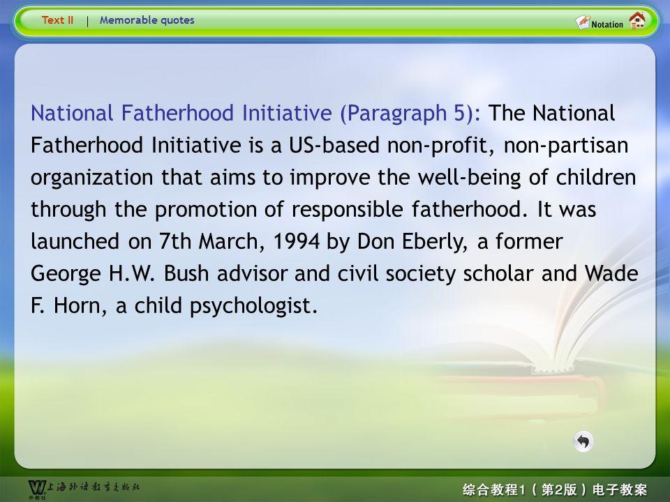 Text6 - National Fatherhood Initiative