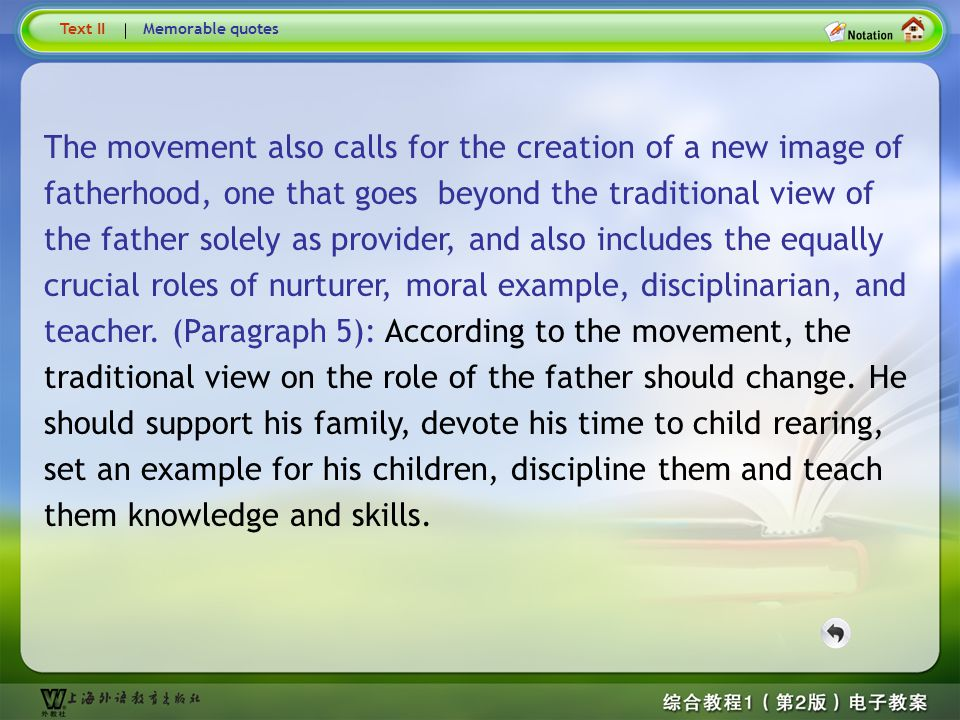 Text6 - The movement also