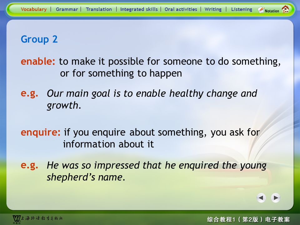 Consolidation Activities- Word / Phrase comparison2