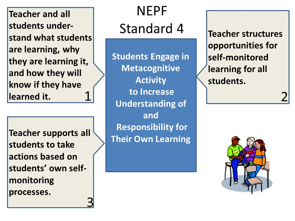 NEPF Standard 4.