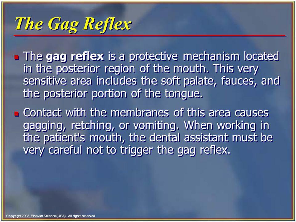 The Gag Reflex