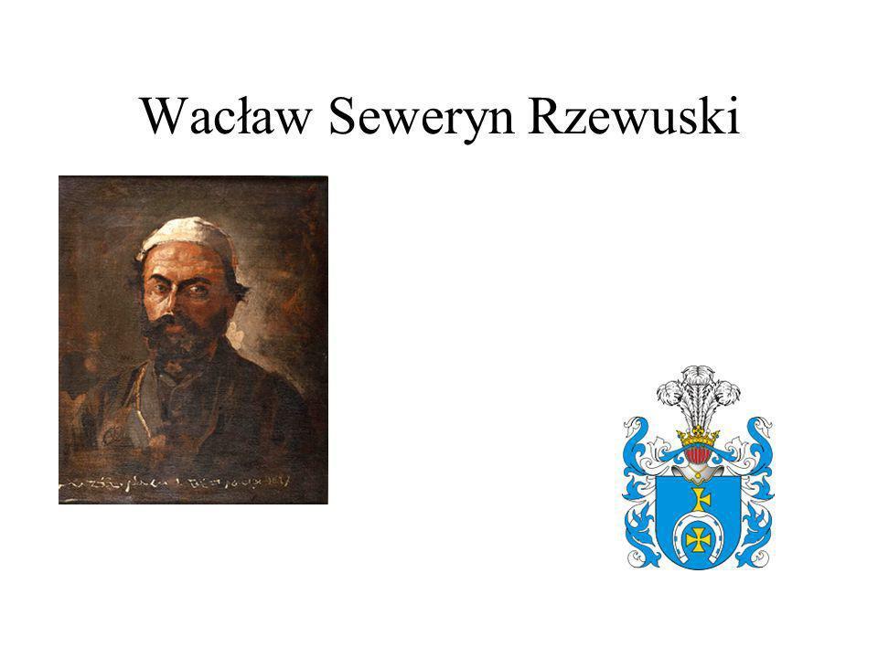 Wacław Seweryn Rzewuski