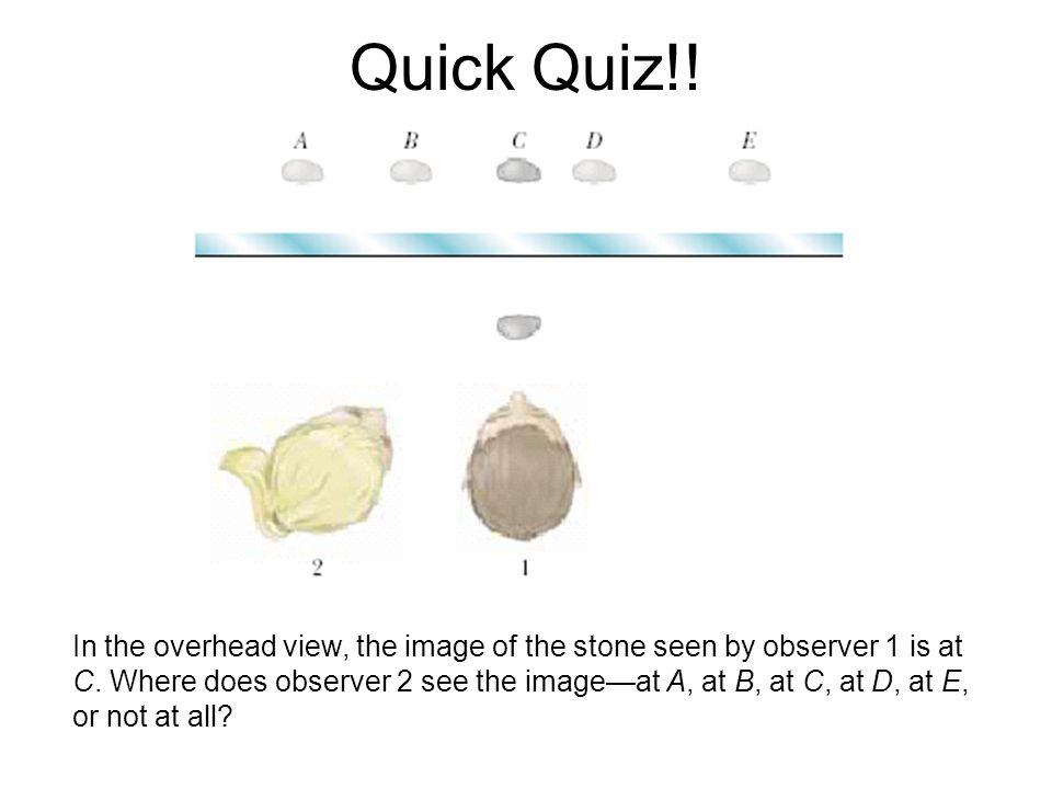 Quick Quiz!!