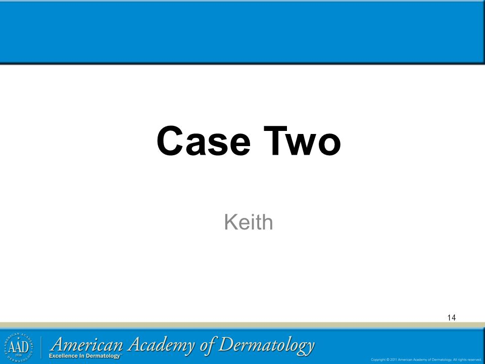 Case Two Keith