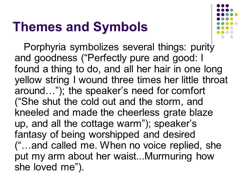 Themes and Symbols