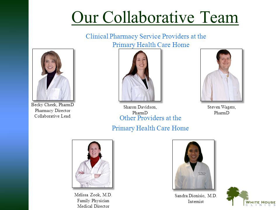 Our Collaborative Team