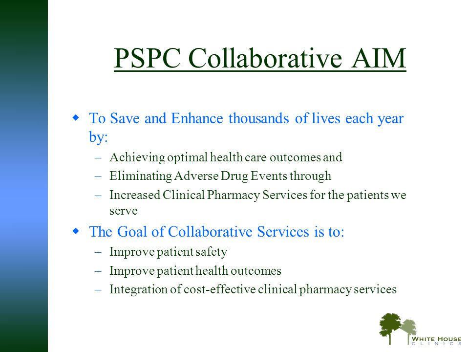 PSPC Collaborative AIM