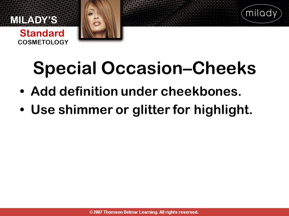 Special Occasion–Cheeks