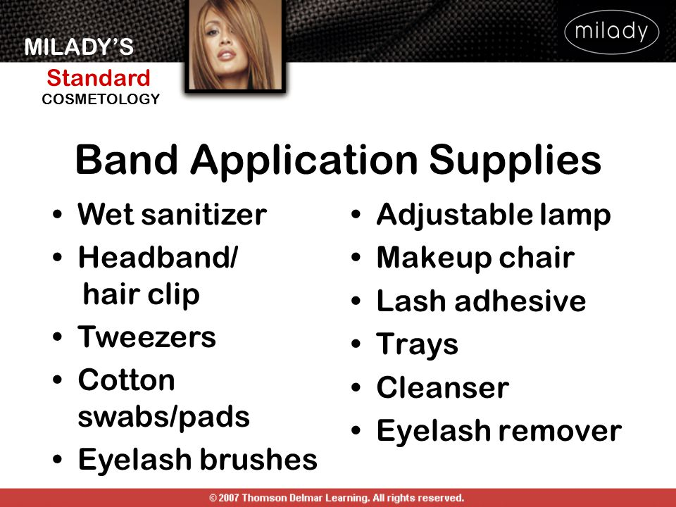 Band Application Supplies