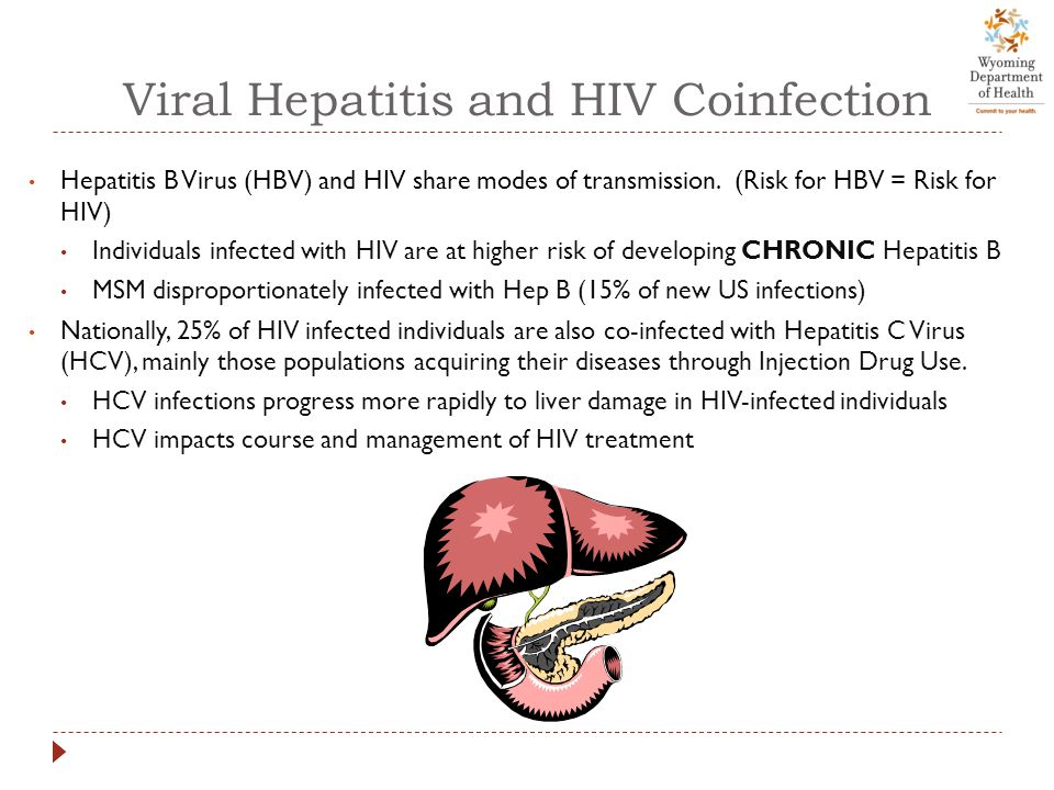Viral Hepatitis and HIV Coinfection