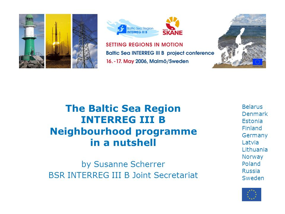 Neighbourhood programme
