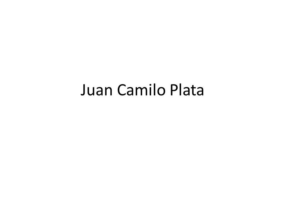 Juan Camilo Plata