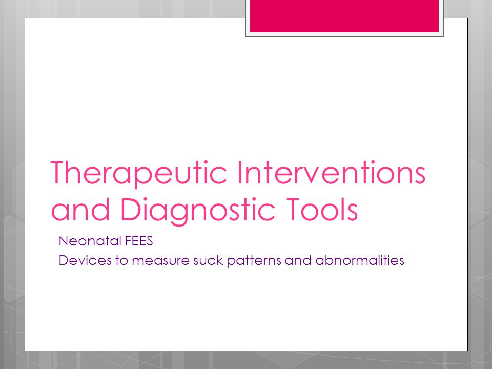 Therapeutic Interventions and Diagnostic Tools