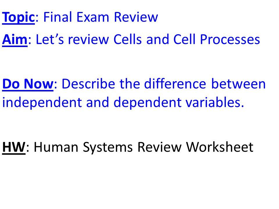 final exam topic 4