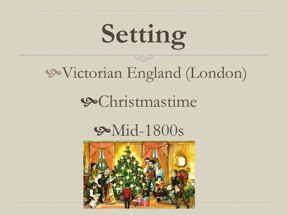 Victorian England (London)
