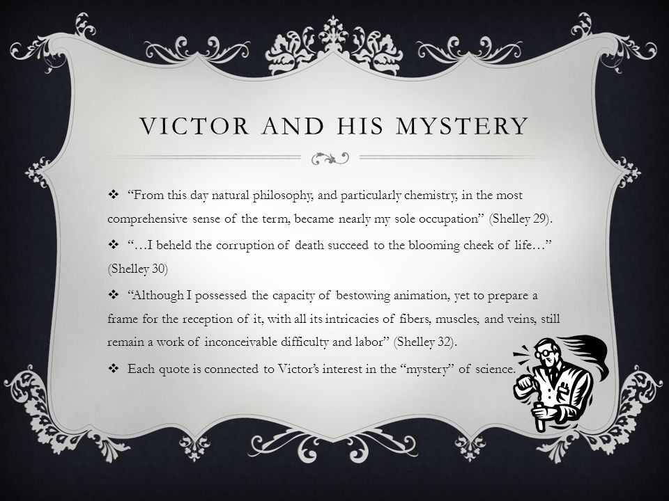 Victor and His Mystery