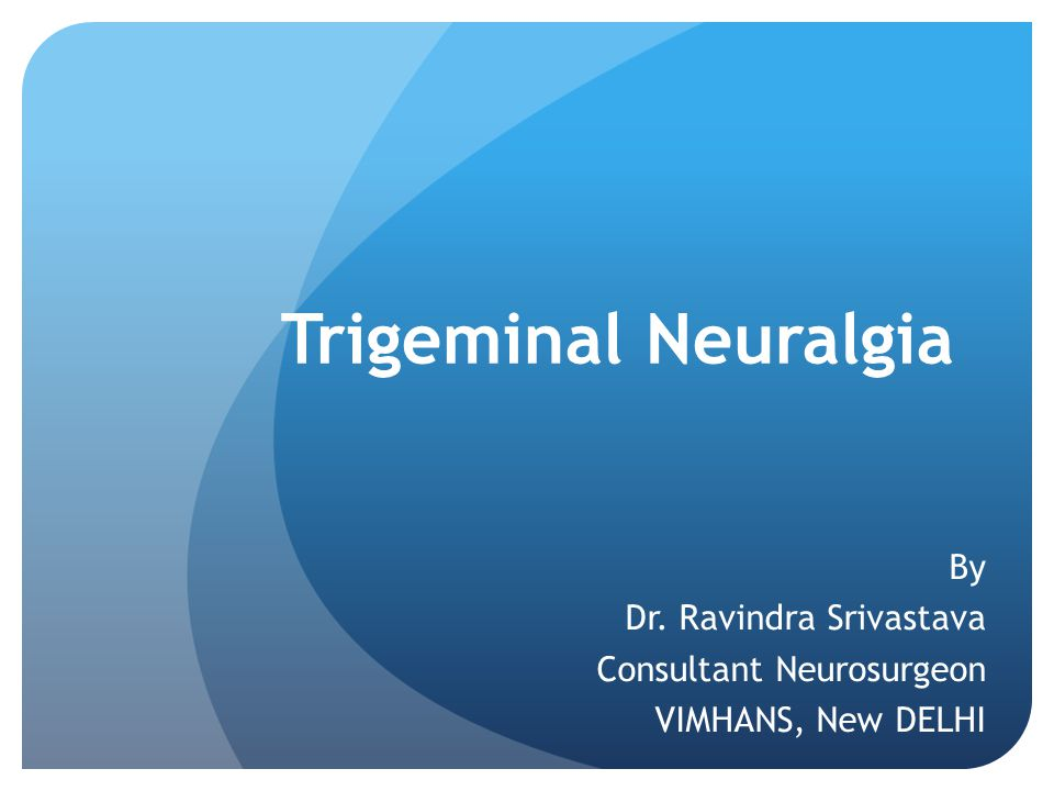 By Dr. Ravindra Srivastava Consultant Neurosurgeon VIMHANS, New DELHI