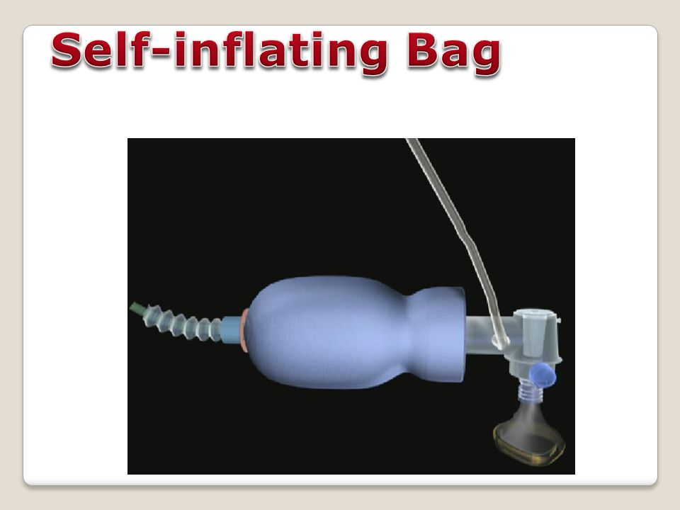 Self-inflating Bag