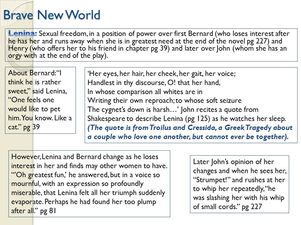 a literary analysis of the book the brave new world Immediately download the brave new world summary, chapter-by-chapter analysis, book notes, essays, quotes, character descriptions, lesson plans, and more - everything you need for studying.
