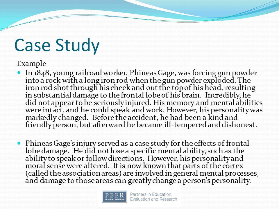 Case Study Example.