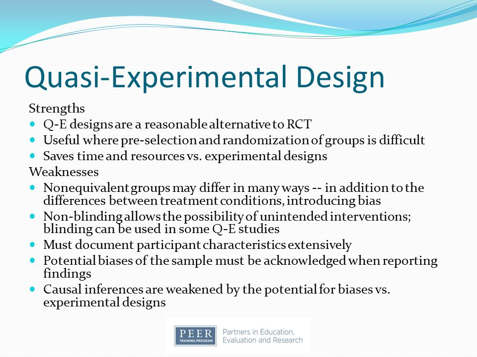 quasi experimental research vs true experiments Quasi-experimental designs milagros v mercado walden  quasi-experimental research vs true  quasi-experimental research vs true experiments.