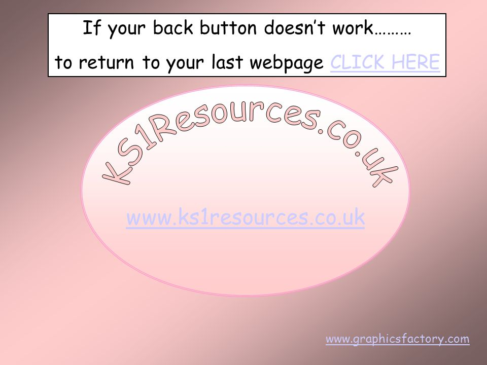 KS1Resources.co.uk www.ks1resources.co.uk