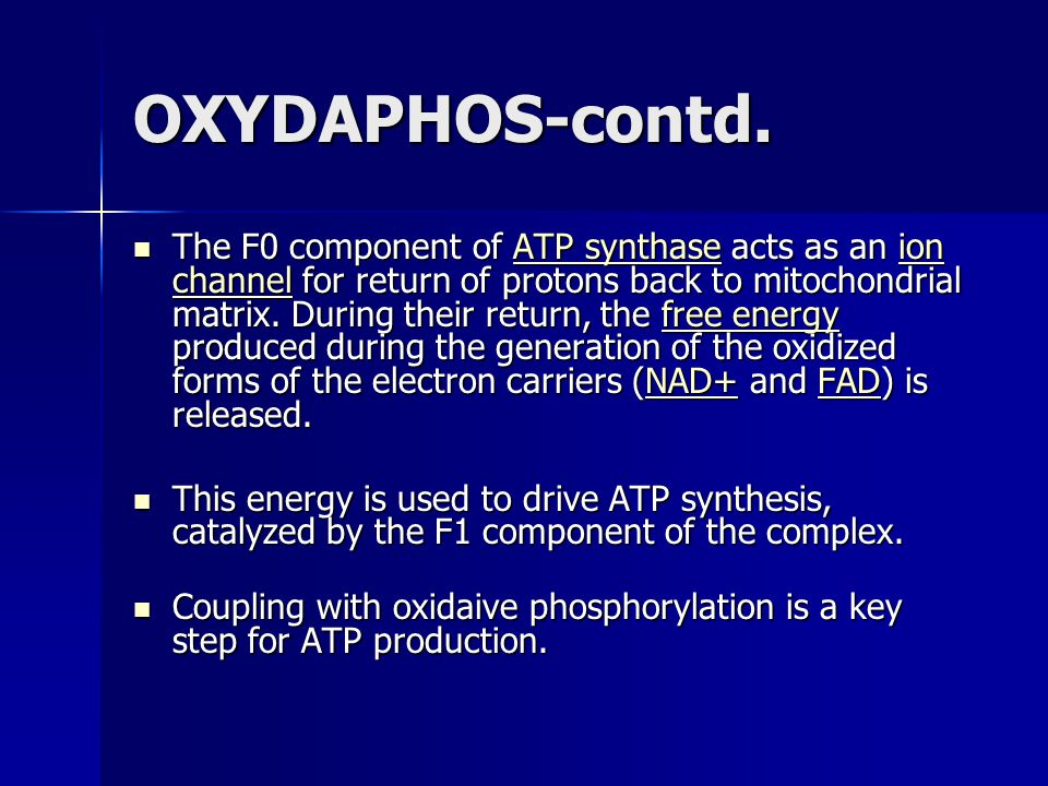 OXYDAPHOS-contd.
