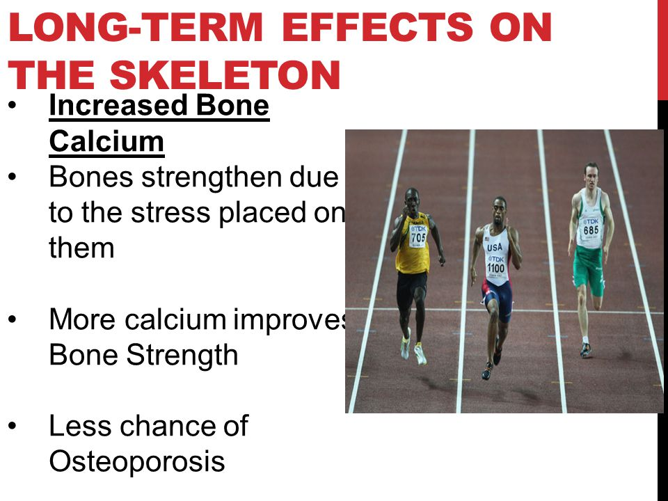 Long-Term Effects on the Skeleton