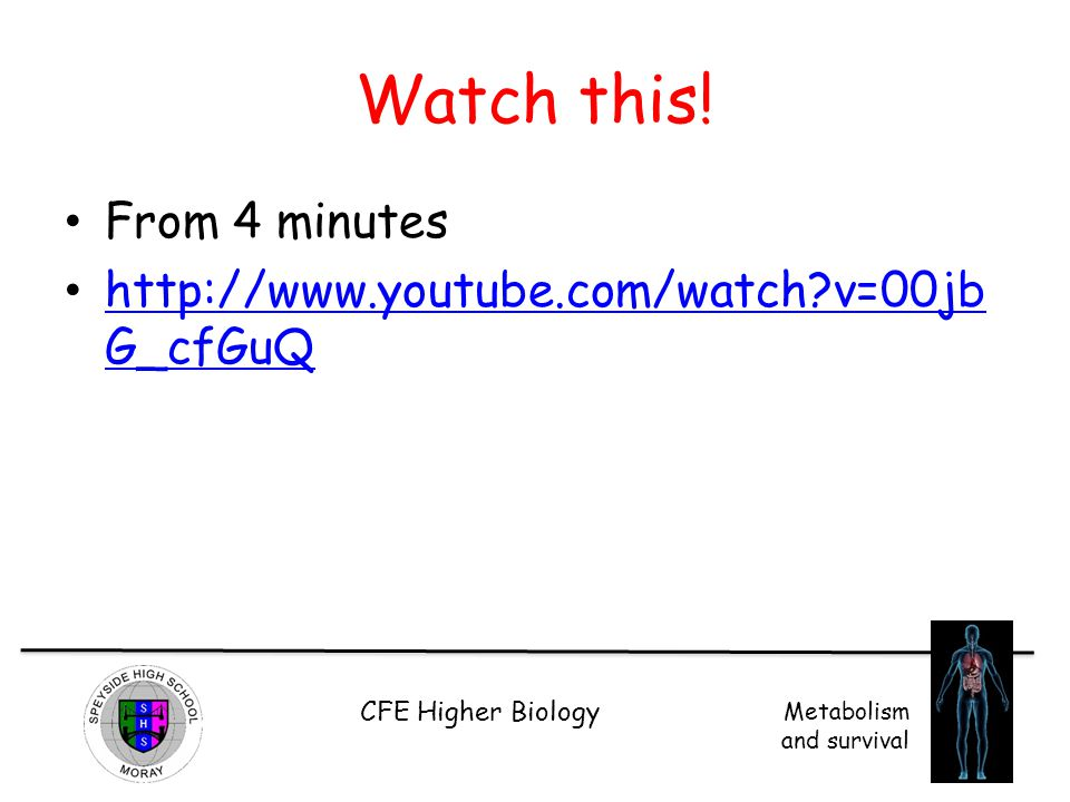 Watch this! From 4 minutes http://www.youtube.com/watch v=00jbG_cfGuQ