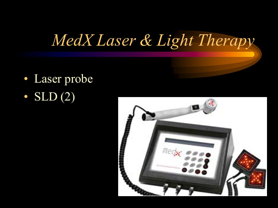 MedX Laser & Light Therapy