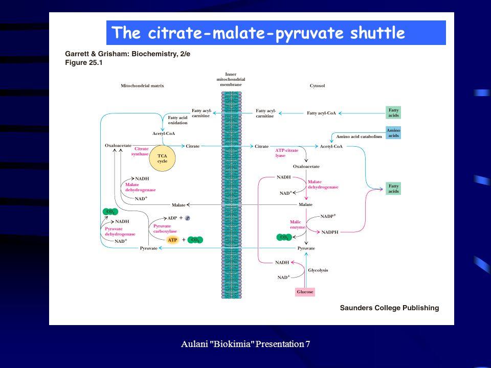 Aulani Biokimia Presentation 7