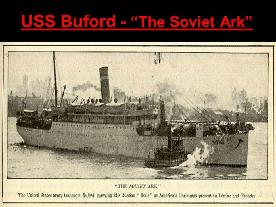 USS Buford - The Soviet Ark