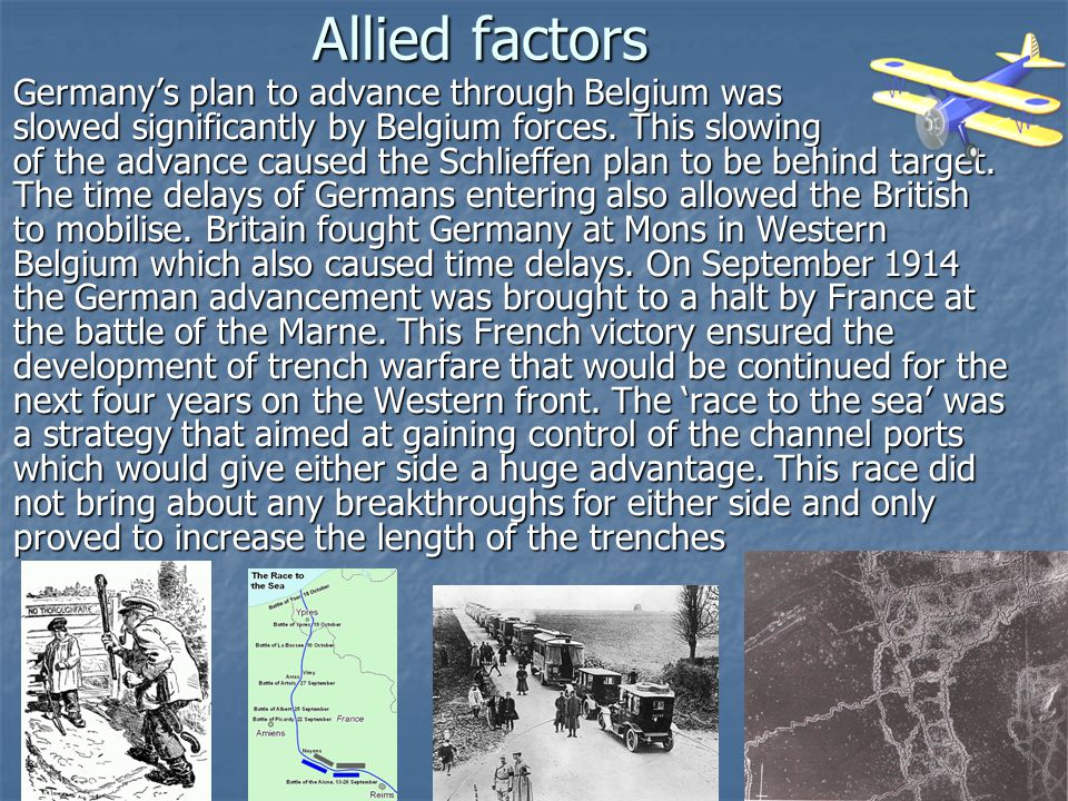 Allied factors
